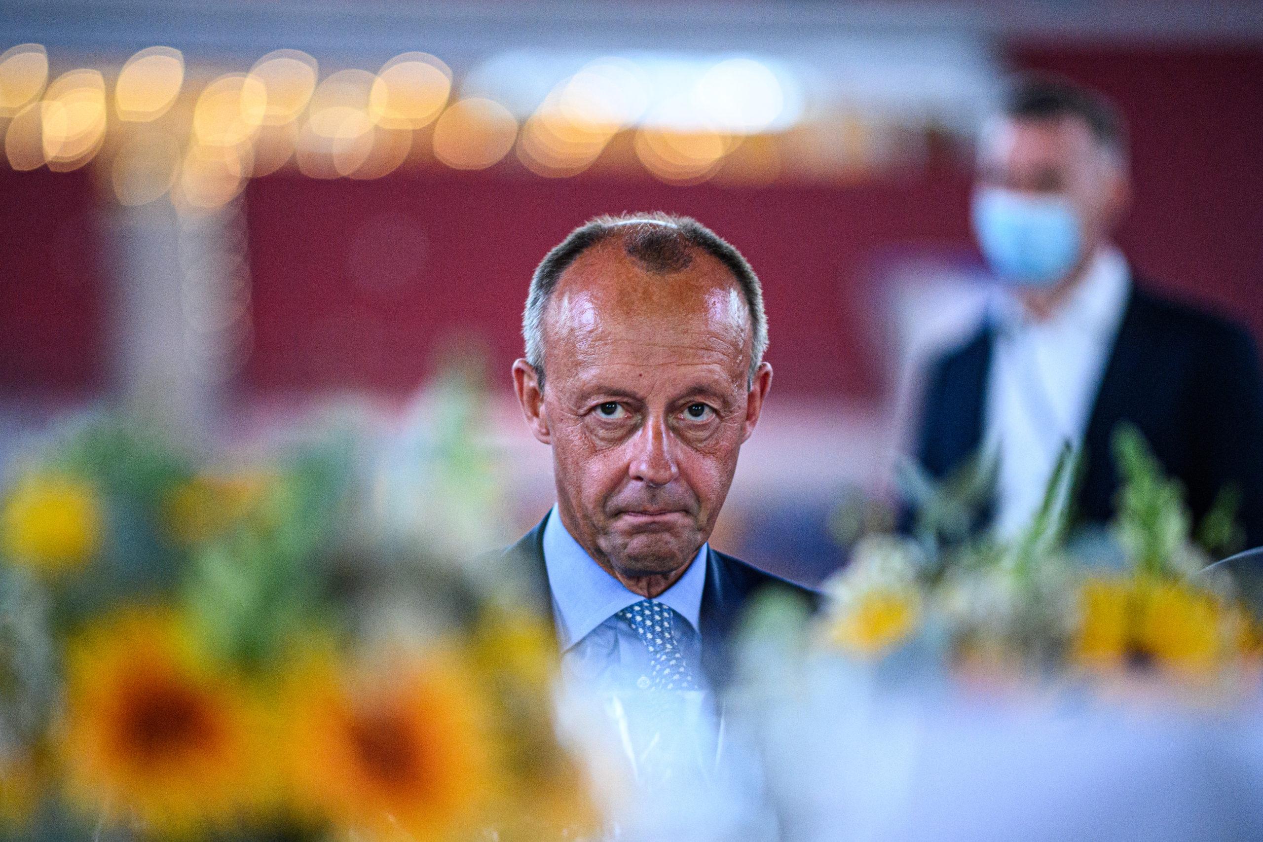 Le politicien Friedrich Merz, membre des démocrates-chrétiens allemands (CDU), se bat pour la direction du parti et avec lui une éventuelle candidature à la chancelière.