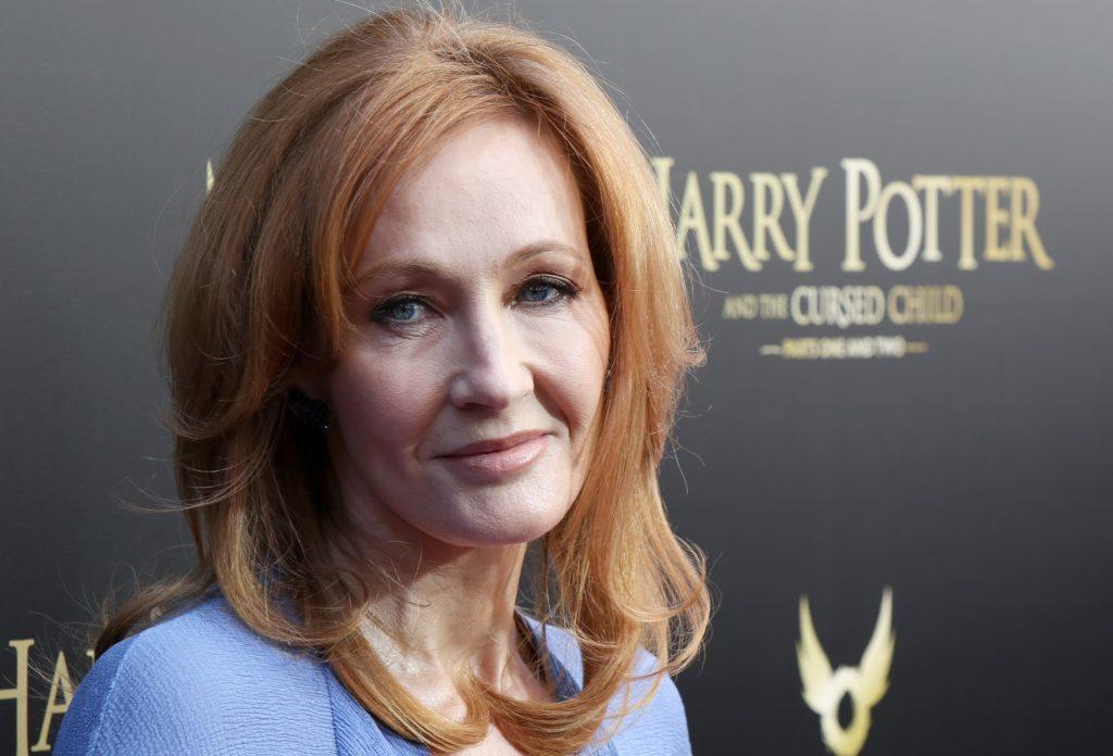 Le livre de JK Rowling a maintenant été publié - et il comprend des éléments extrêmement problématiques