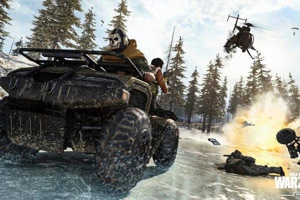 """Urgence De Bogue! """"call Of Duty: Warzone"""" Est Maintenant Une"""