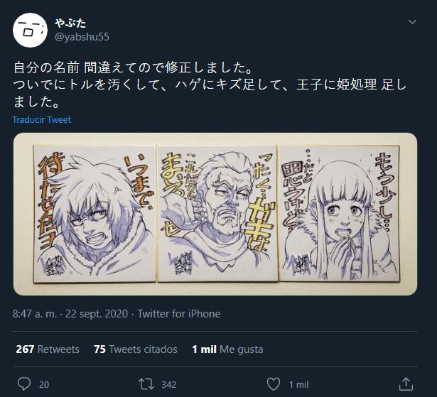 Vinland Saga publiera bientôt des informations sur sa saison 2 d'anime