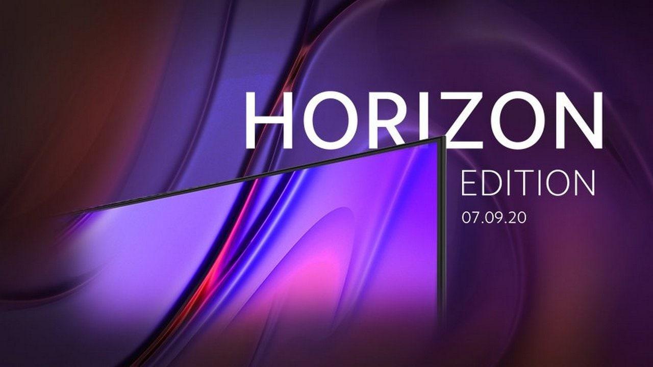 Xiaomi Mi Tv Horizon Edition Sera Lancé En Inde Aujourd'hui
