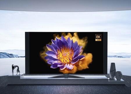 Xiaomi Mi Tv Master Extreme 8k 2