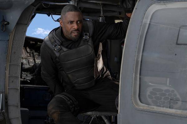"""""""la Brigade Suicide"""": James Gunn S'extasie Sur Idris Elba En"""