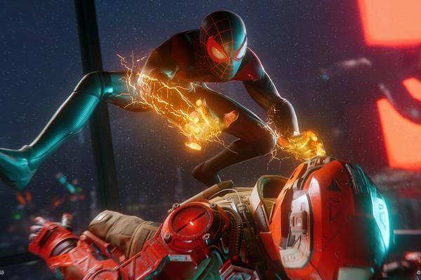 Miles Morales, un peu de gameplay en vidéos — Marvel's Spider-Man
