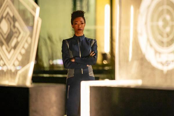 """""""star Trek: Découverte"""" Trailer Pour La Saison 3 Nous Mène Dans"""