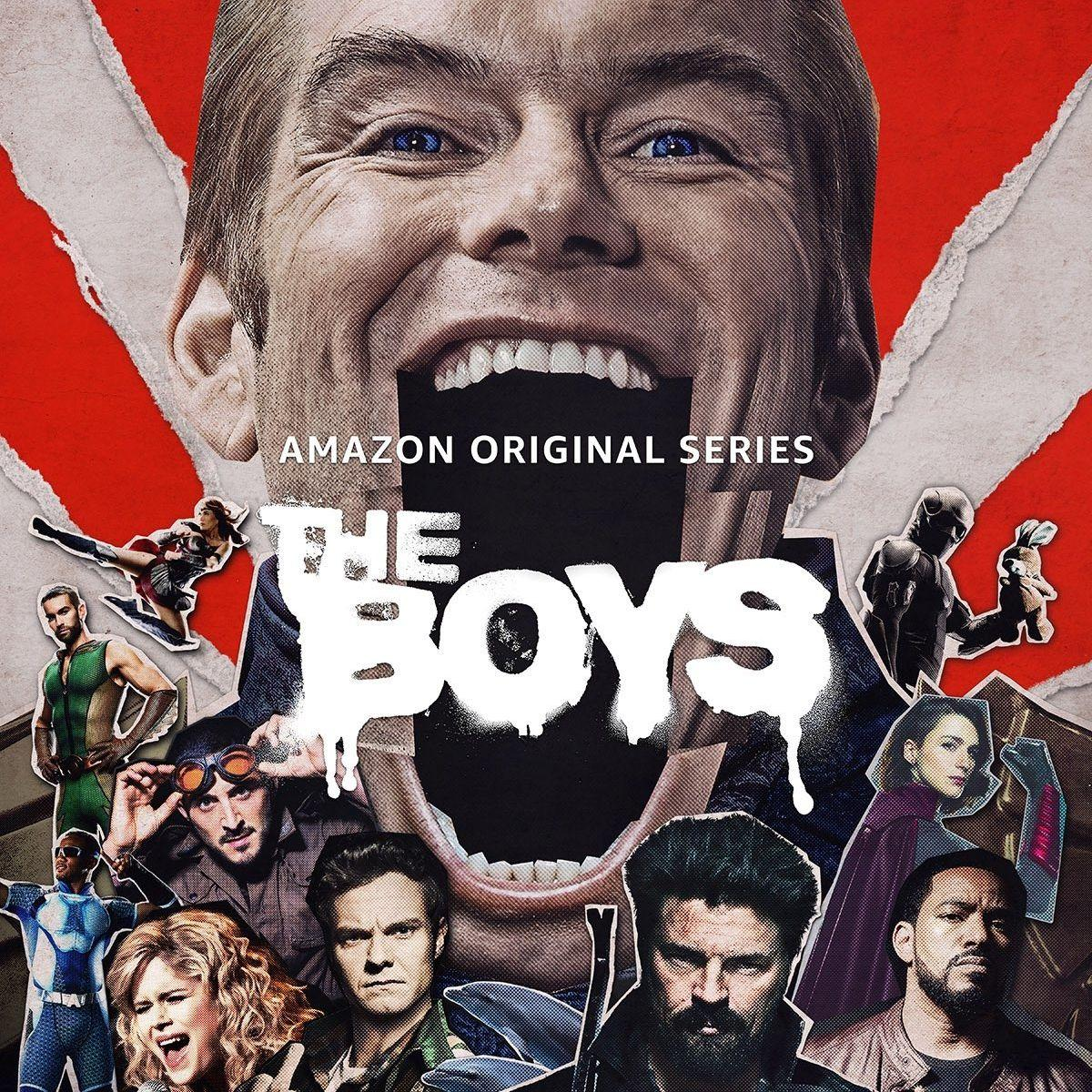 The Boys Saison 2