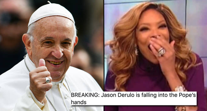 Ces mèmes du pape François vous feront étouffer de rire