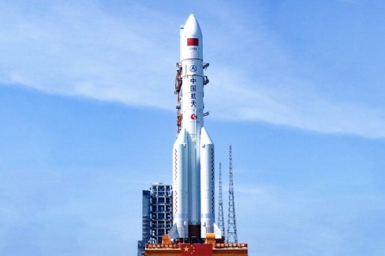 La Chine prépare une fusée capable d'emmener des astronautes sur la Lune: elle sera trois fois plus grosse que sa plus grosse fusée actuelle