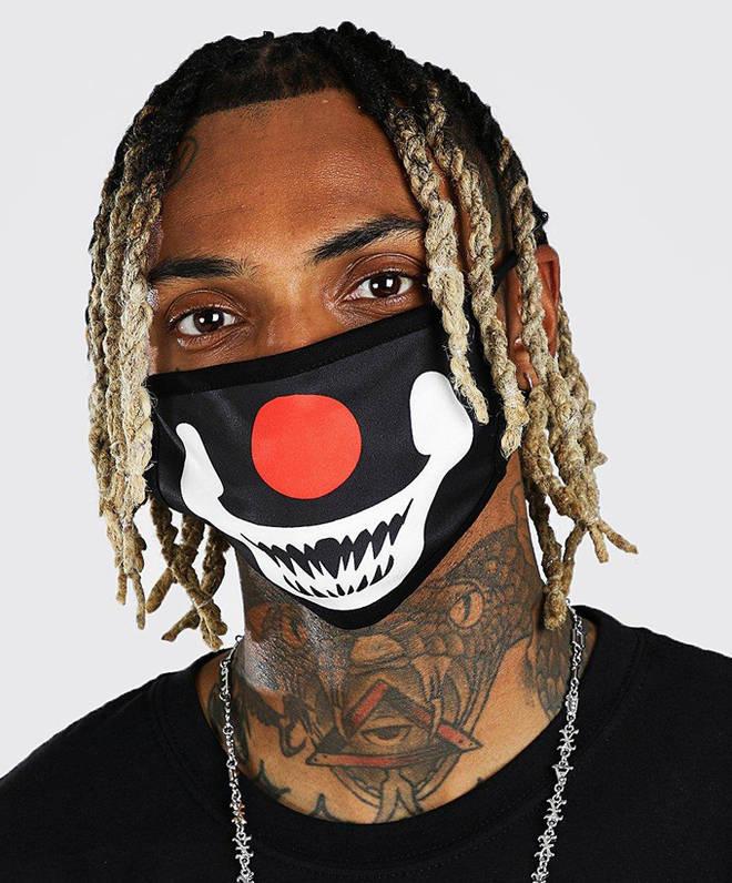 Masque de clown