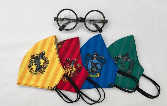 Masque de Harry Potter