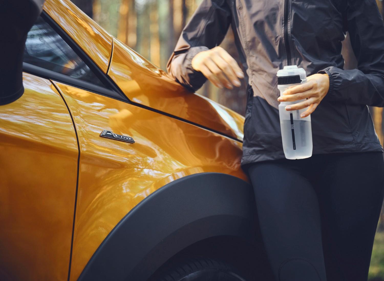 Le teaser du futur Ford EcoSport Active