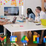 Google Workspace: c'est le nouvel espace de travail intégré de Google avec GMail, Docs et Meet pour les entreprises
