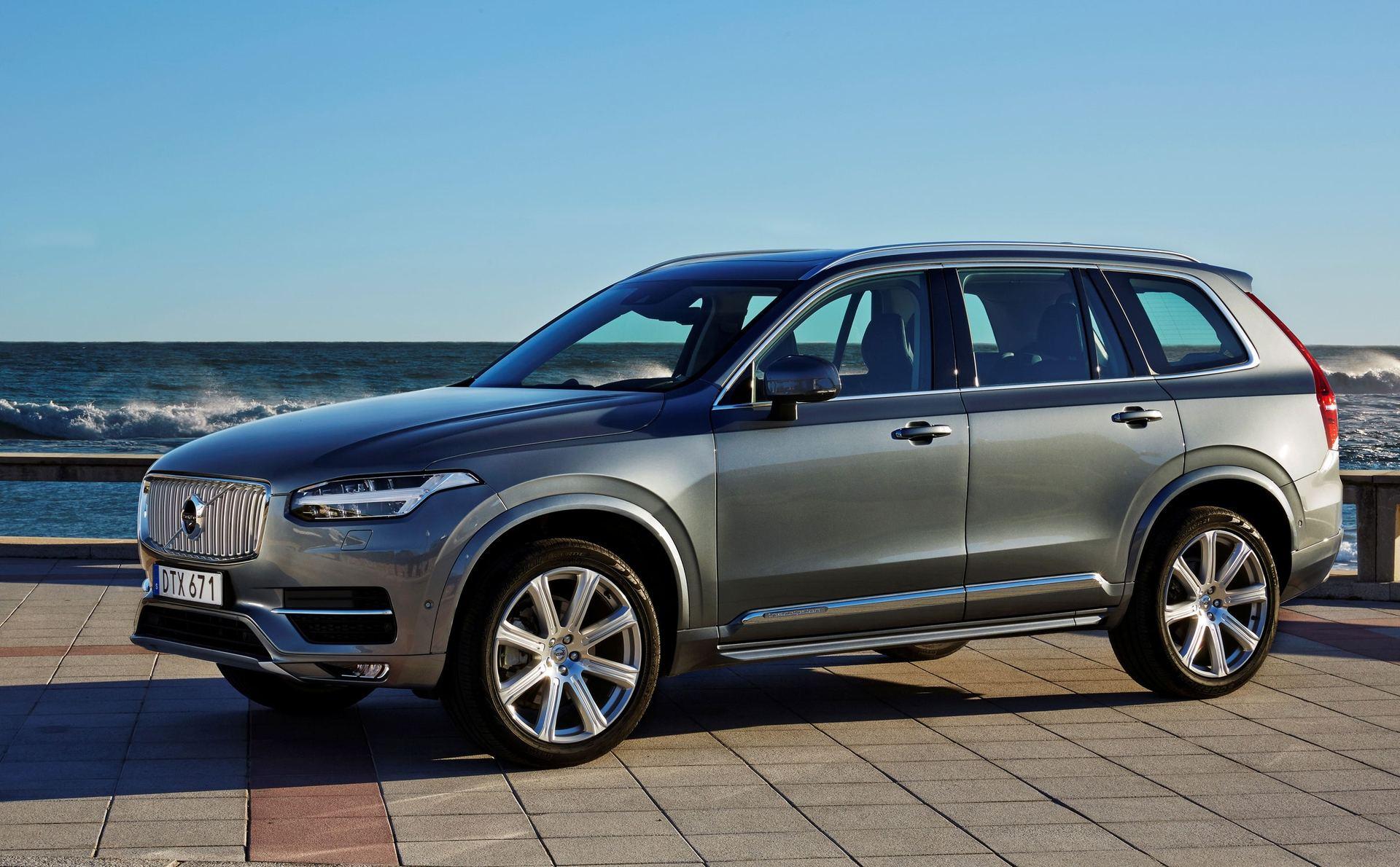 La gamme 90, et en particulier le XC90, ne sera plus le modèle phare de la gamme Volvo