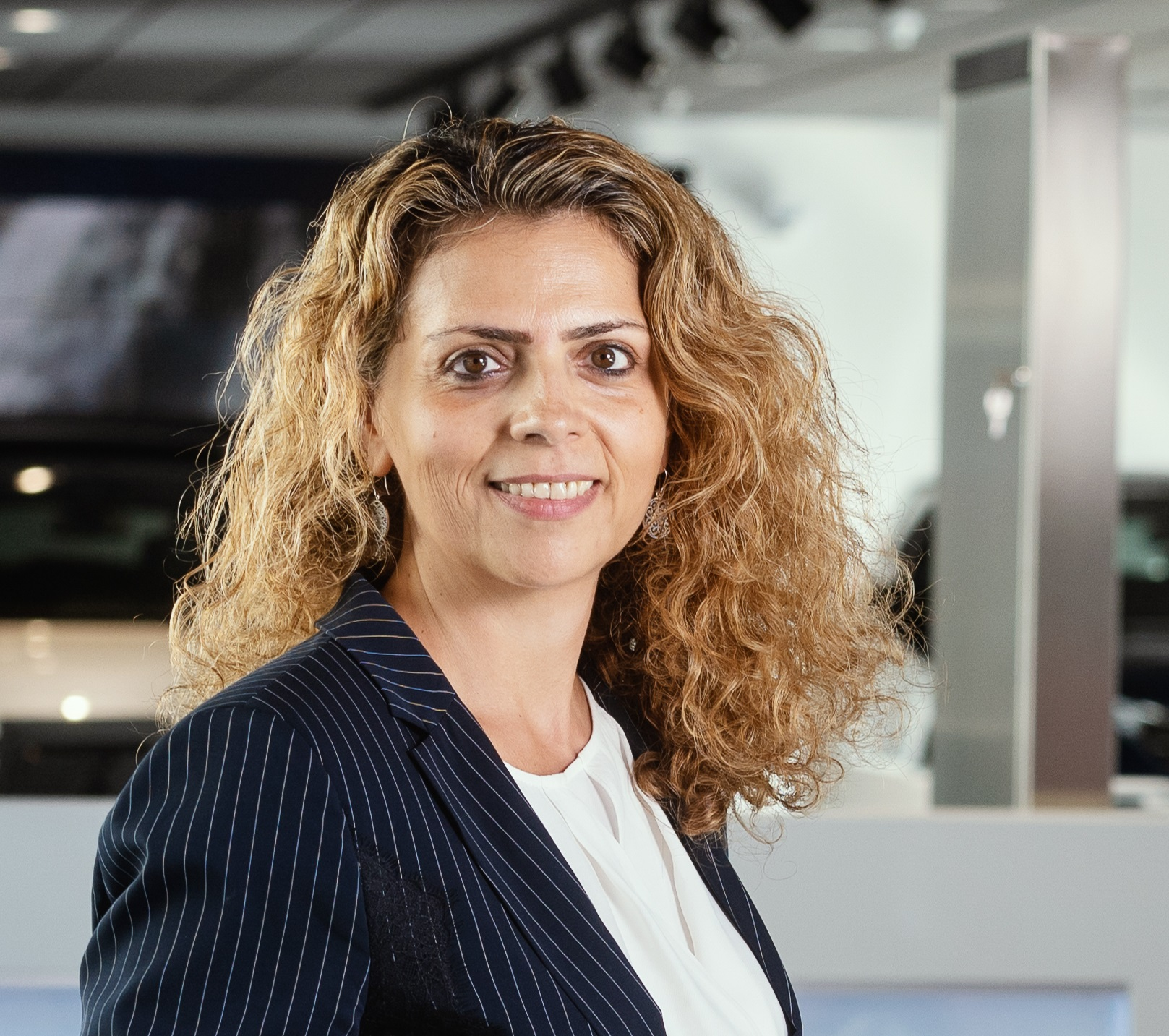 Helena Botelho, qui est dans la hiérarchie pour assumer la direction commerciale de Citroën en Europe