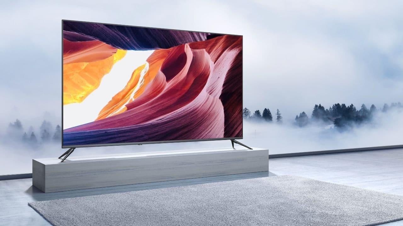 Téléviseur intelligent SLED 4K Realme