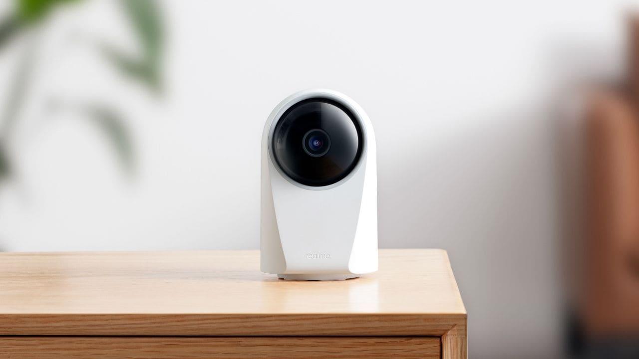 Caméra intelligente Realme 360