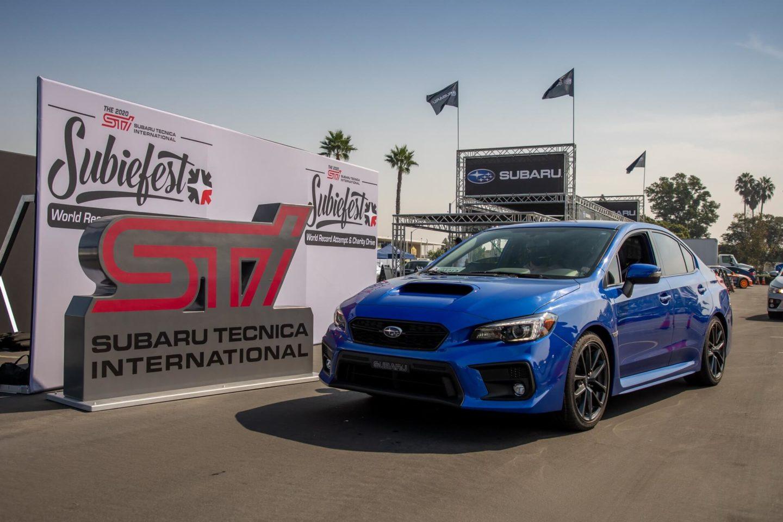 Record Subaru