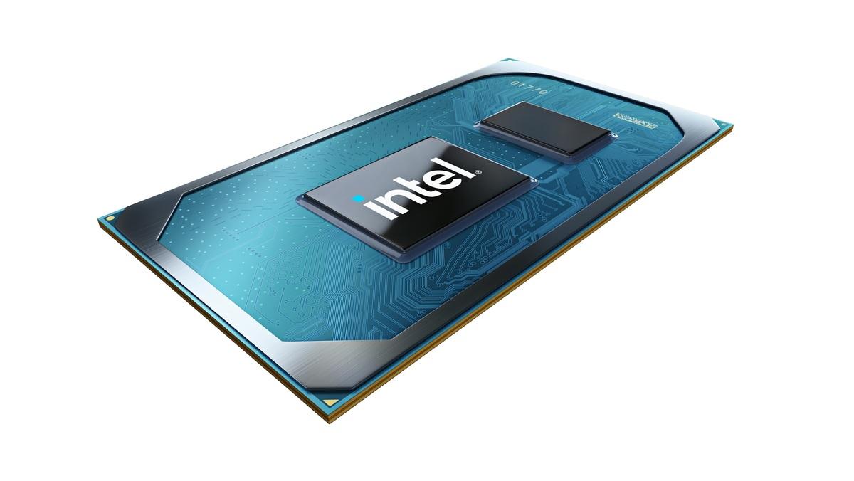 Processeurs Intel Core de 11e génération avec graphiques Intel Iris Xe