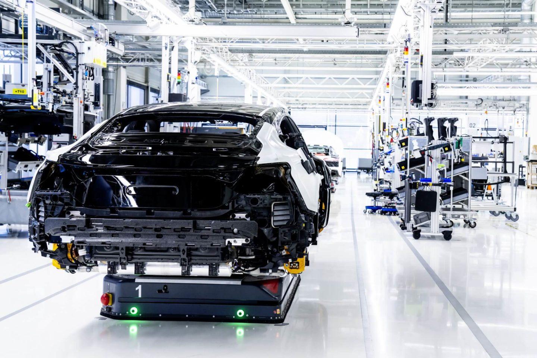 Audi e.tron GT