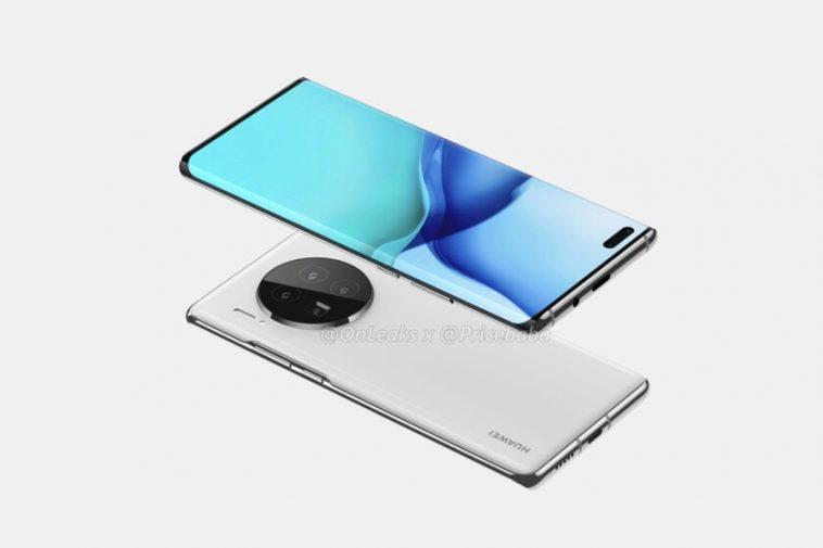 Le Huawei Mate 40 arrivera le 22 octobre: le dernier avec processeur Kirin