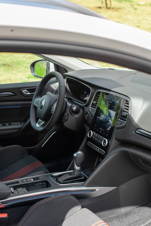 Renault Megane hybride rechargeable