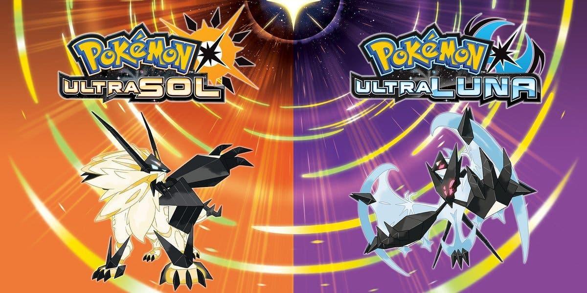 Pokémon Ultra Sun et Ultra Moon