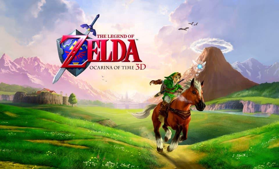 Zelda Ocarina du temps 3D