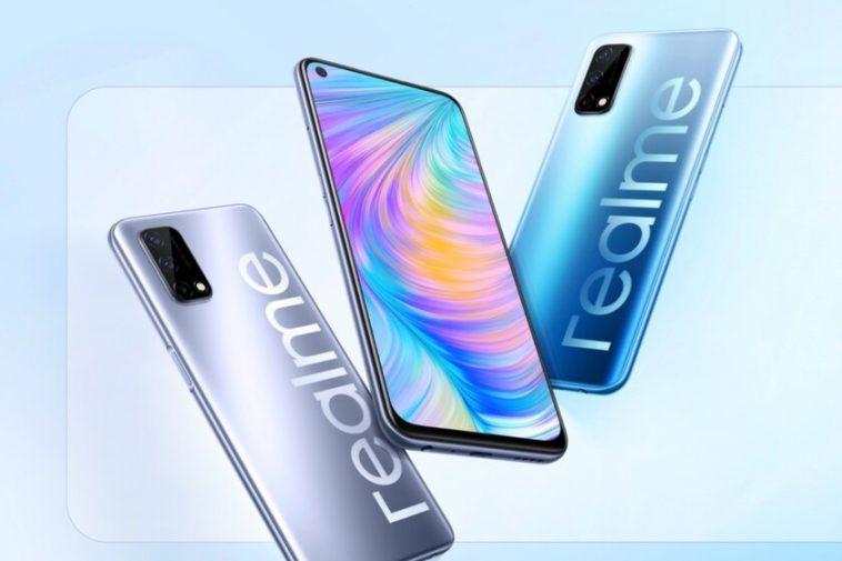Realme Q2 Pro, Q2 et Q2i: se démarquer parmi les mobiles 5G les moins chers du marché avec sa charge rapide jusqu'à 65W
