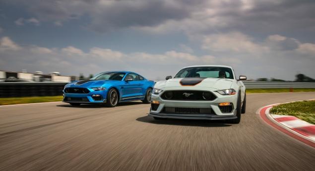 La Ford Mustang Mach 1 Sera Vendue Dans Le Monde