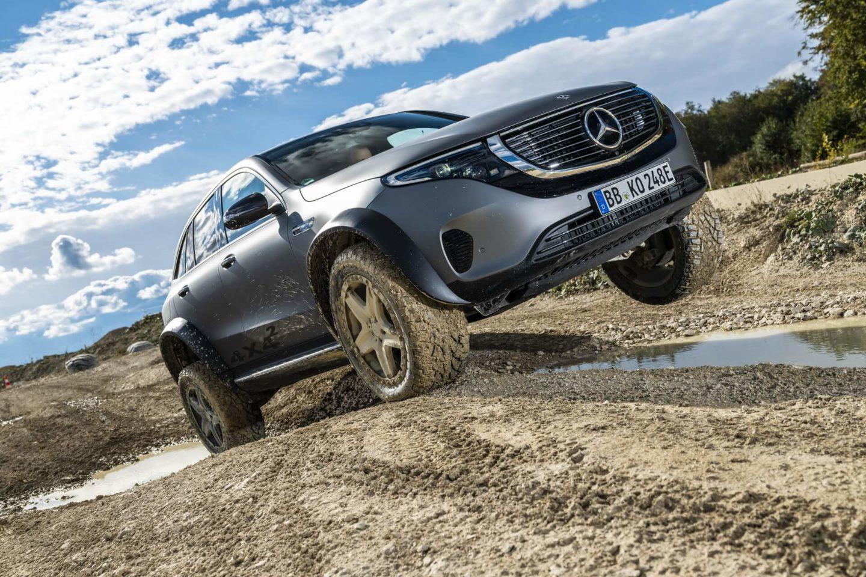 Mercedes-Benz EQC 4X4