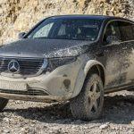 Mercedes Benz Eqc 4 × 4². Un Suv électrique Peut Il être