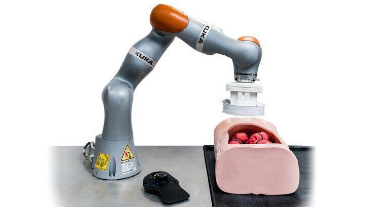Ce Robot Peut Faire Lui Même Une Coloscopie En Guidant Une