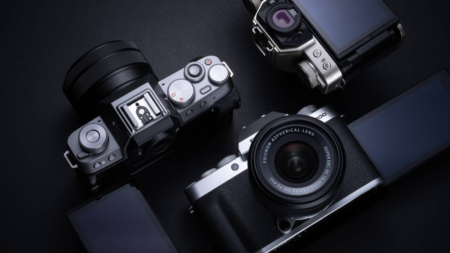 Caméra système fujifilm-x-t200