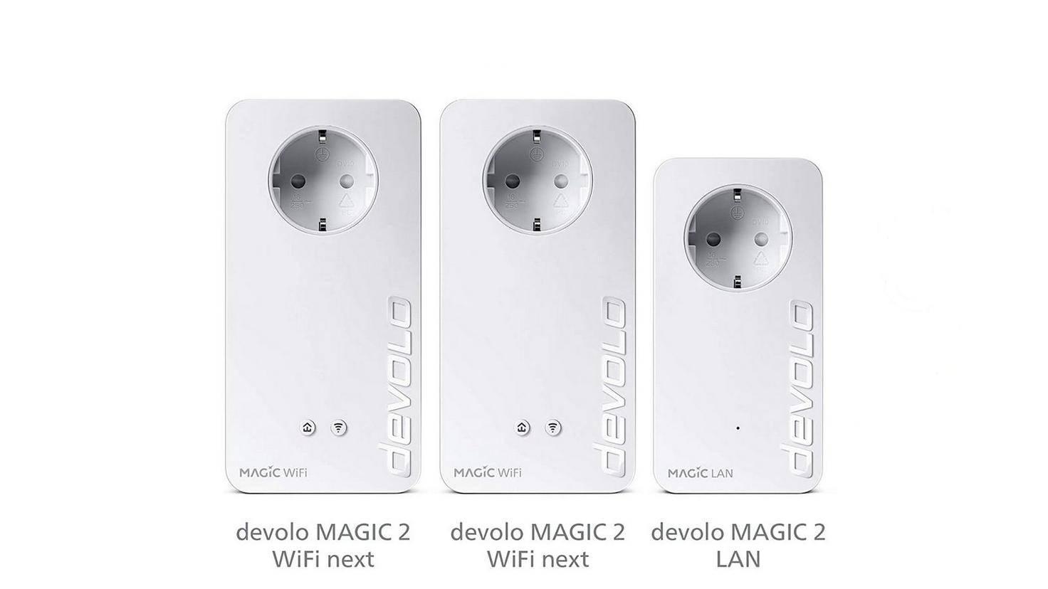 Gamme de produits Devolo Magic 2