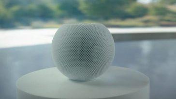 Apple Homepod Mini Présenté: Le Petit Haut Parleur Intelligent Peut Le