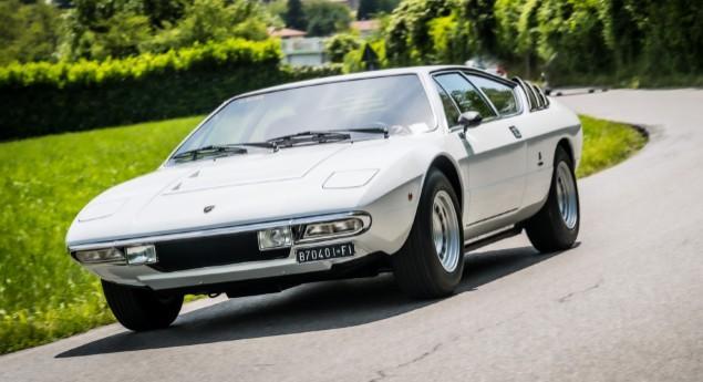 Lamborghini Fête Les 50 Ans De La Naissance D'urraco