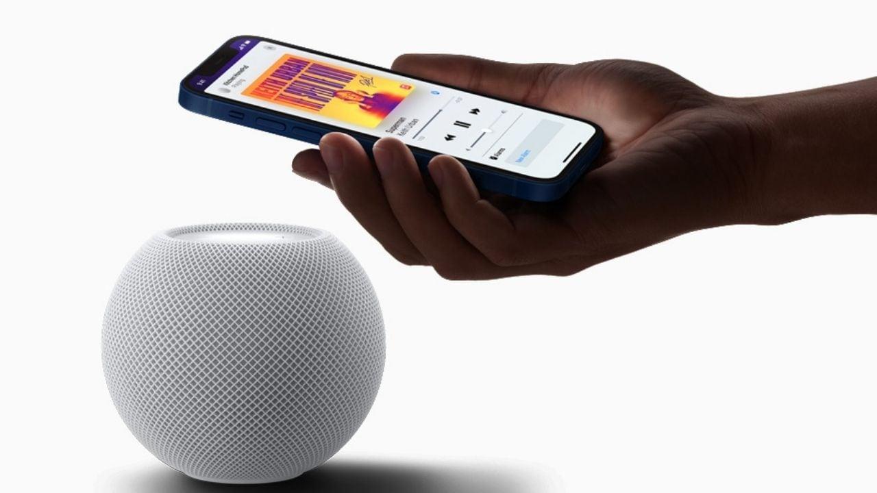 Le Haut Parleur Intelligent Apple Homepod Mini Lancé En Inde Au