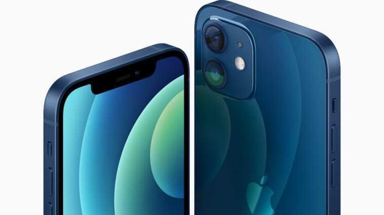 Les Panneaux Arrière D'apple Iphone 12, Iphone 12 Mini Peuvent