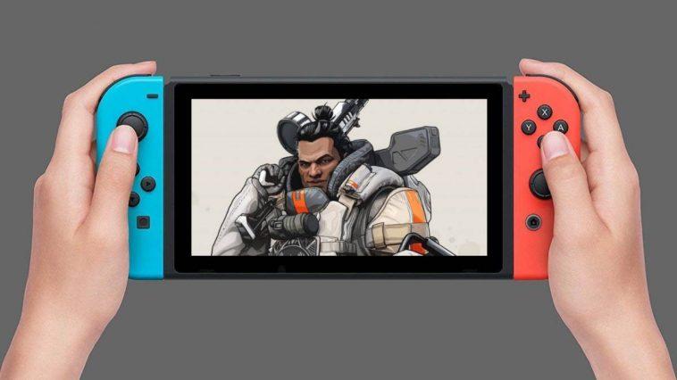 Apex Legends Est Sur Le Point D'arriver Sur Nintendo Switch;