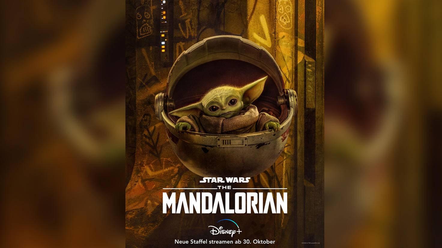 Le mandalorien S02 Baby Yoda