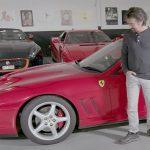 Richard Hammond A Retrouvé Sa Ferrari 550 Maranello, Le Seul