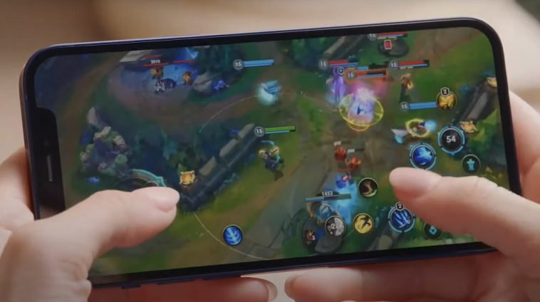 League Of Legends: Wild Rift Arrivera Sur Iphone Fin 2020