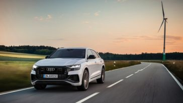 Audi Q8. Offre Améliorée Avec La Version Hybride Rechargeable Quattro