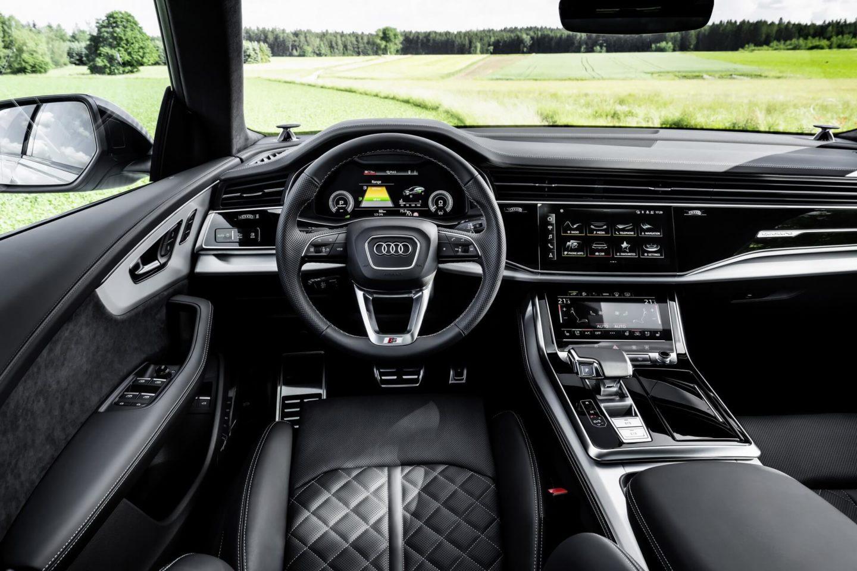 Audi Q8 TFSI et