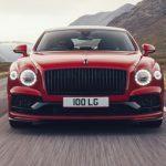 Plus Axé Sur La Conduite. Bentley Présente Le V8 Flying