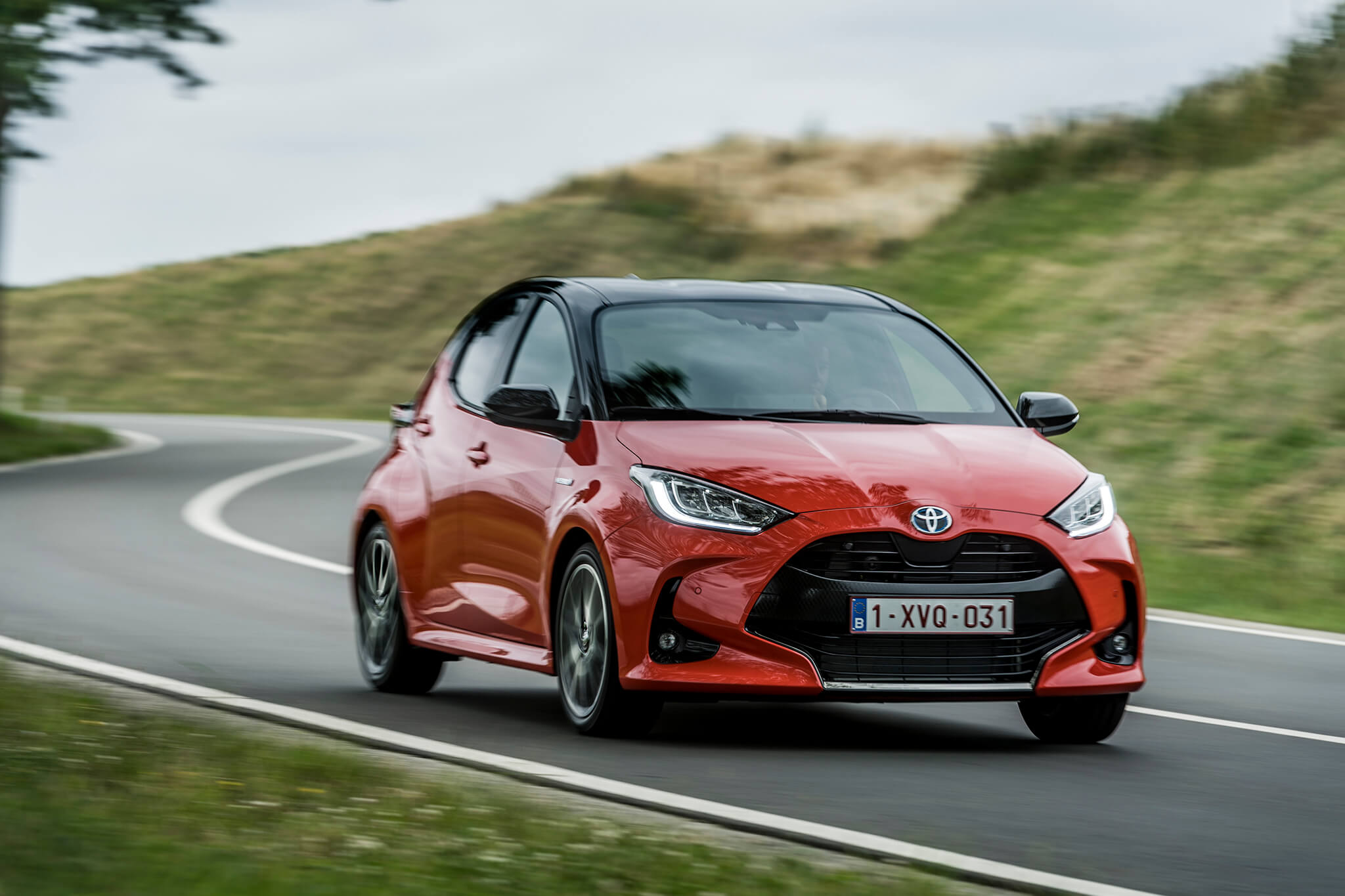 Toyota Yaris hybride 2020