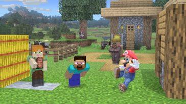 Super Smash Bros.ultimate: Comment Choisir Le Biome De Scénario Minecraft