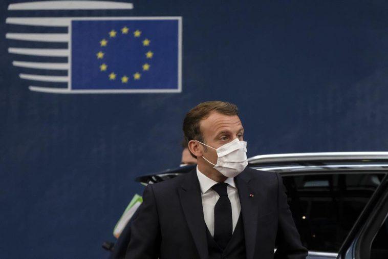 La France Rétablira Ce Samedi L'état D'urgence Sanitaire En Raison
