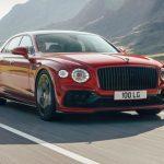 La Bentley Flying Spur A Reçu Un V8 Et Est