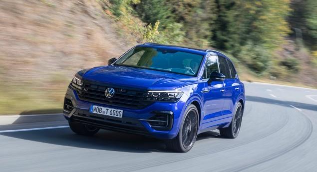 Volkswagen Touareg. Il Est Temps D'électrifier Les Gros Suv